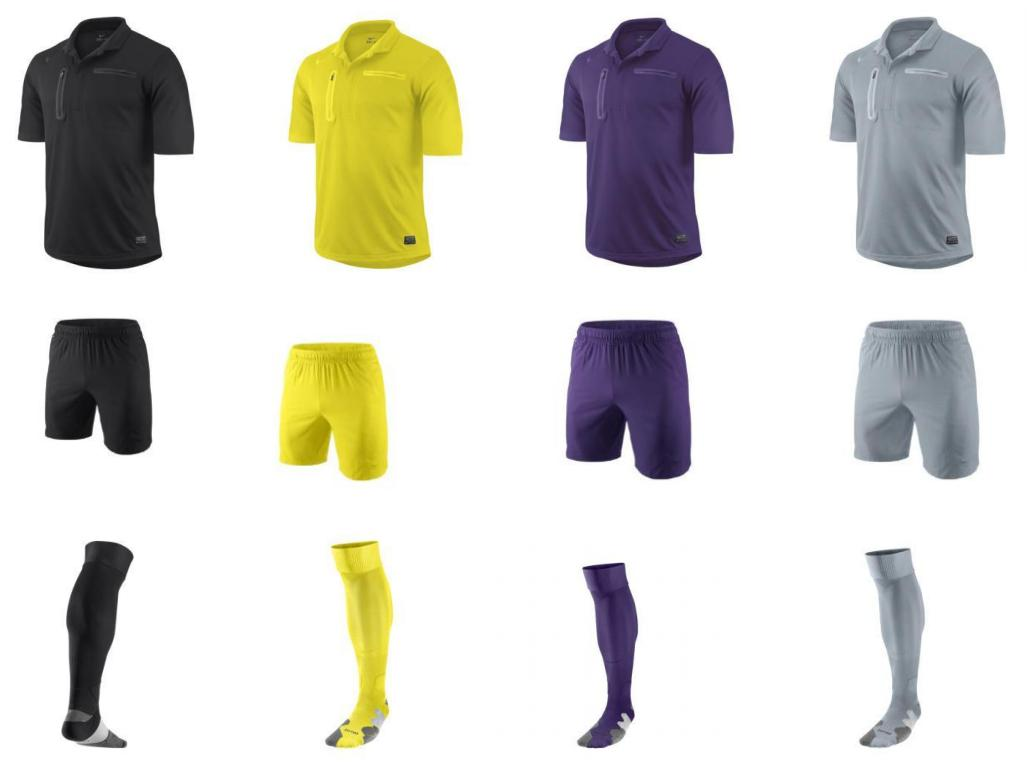 600eac239 New referee kits for season 2012/2013: Netherlands and France ...