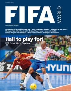 Fifa World Magazine October 2012