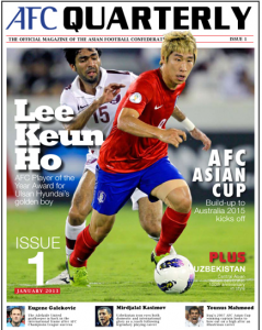 AFC Quarterly: issue 1 2013