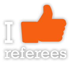 Referee campaign by Belgian FA: I like referees
