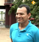 Enrico Wijngaarde: top referee in the Caribean.