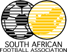 South African FA logo.