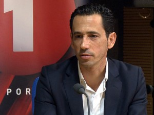 Pedro Proença during tv interview: he already officiated the 2012 CL final.