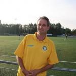 Referee coordinator at VFC Vlaardingen: Roel van Oers