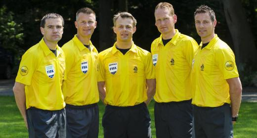 Björn Kuipers and his team.