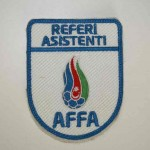Azerbaijan assistant referee badge