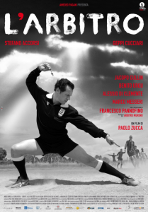 Poster movie l'arbitro