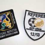 South African referee and instructor badge