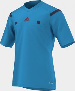 Adidas World Cup referee outfit.