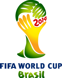 Fifa 2014 World Cup logo