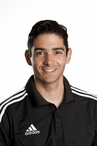 Adrien Jaccottet: Swiss international referee.