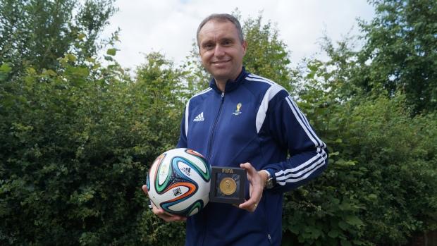 Darren Cann Photo Norfolk FA.