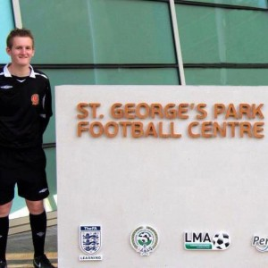 Young Referee Development Programme participant: Thomas Whay