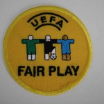 Uefa Fair Play badge