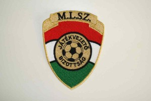 Hungarian referee badge