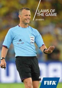 LOTG: no offside after deliberate play of the ball