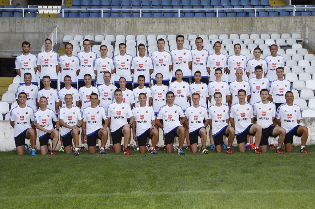 Spanish referees and assistant referees for 2015/2016