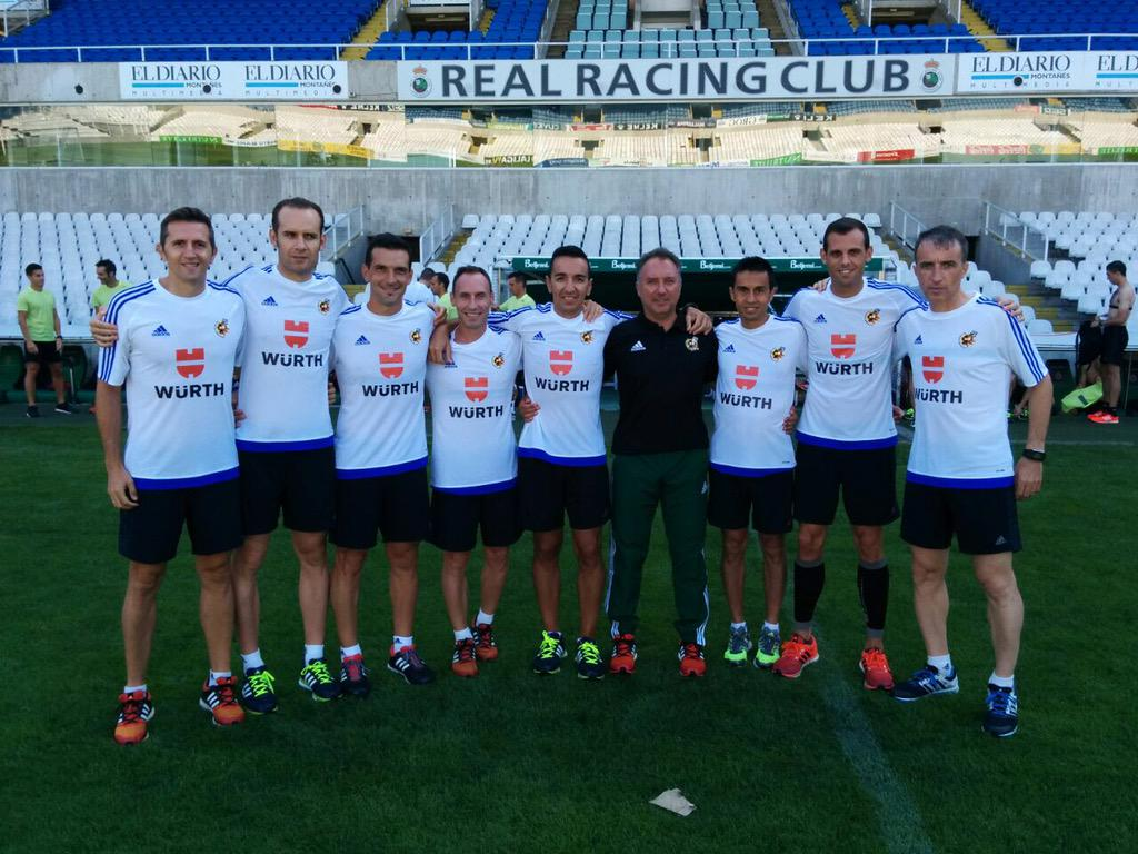 Fitness test for Spanish referees