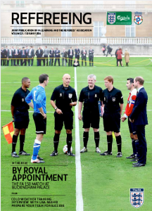 Refereeing Magazine Volume 21