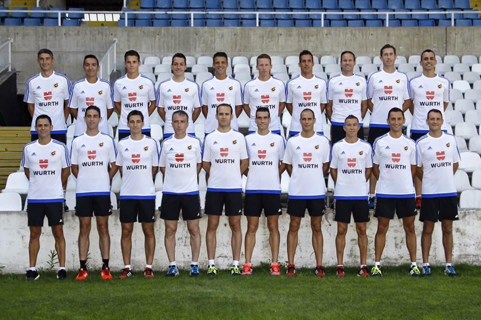 Spanish Primera Division referees for 2015/2016