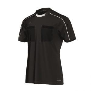 Black Euro 2016 referee kits