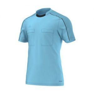 Blue shirt Euro 2016 referee kits