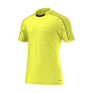 Yellow shirt Euro 2016 referee kits