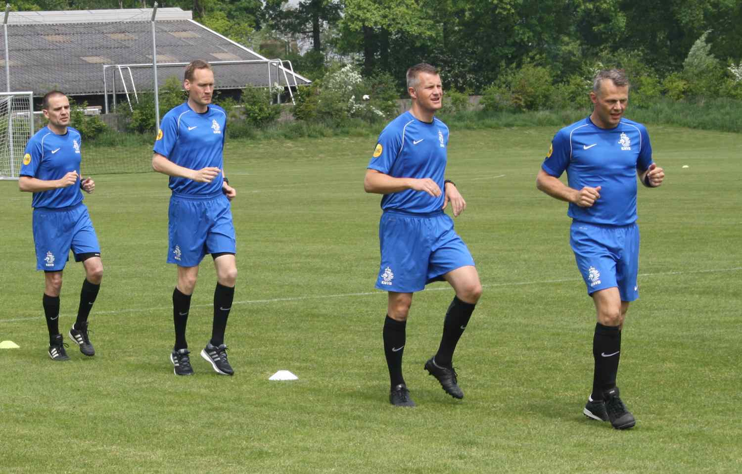 Assistant referees of Bjorn Kuipers