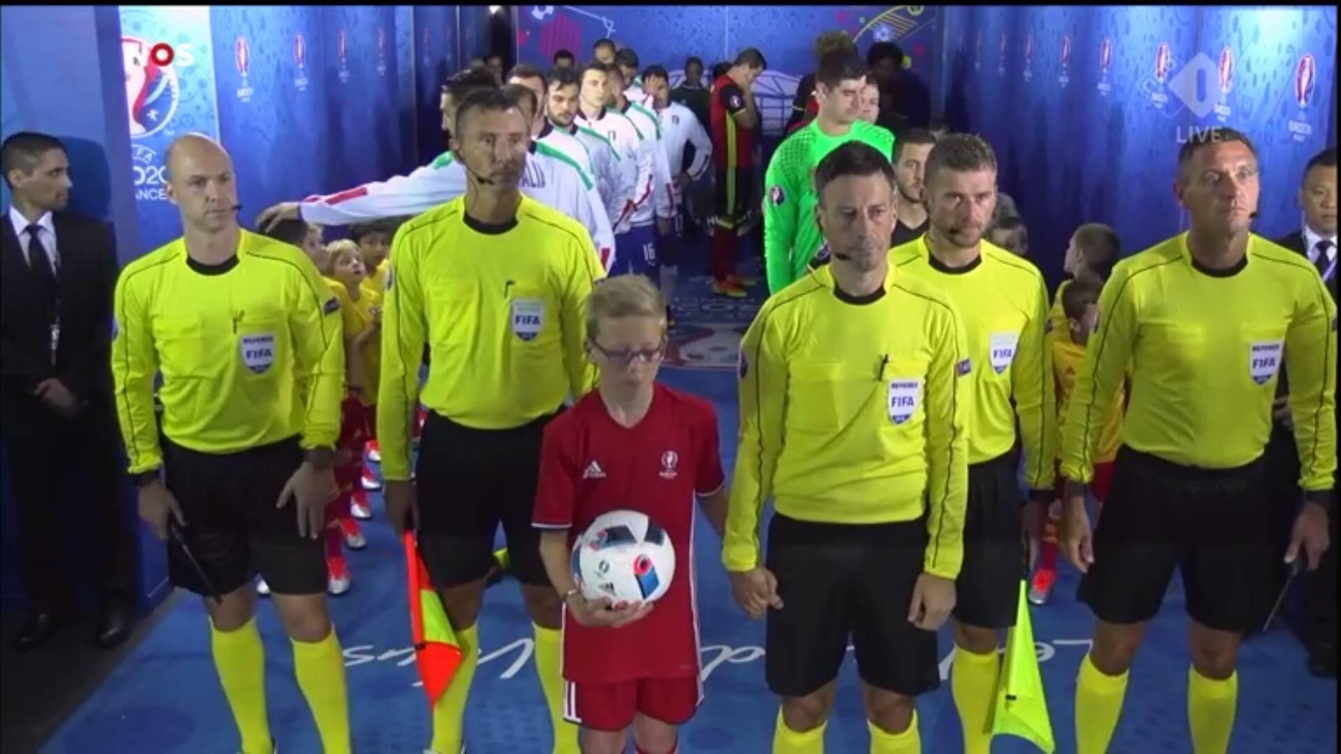 Referee World Cup Final 2016 Mark Clattenburg