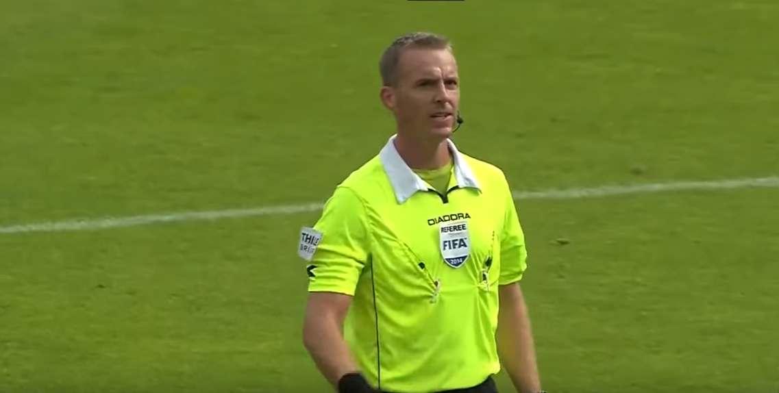 Jakob Kehlet in game between Silkeborg and AaB Aalborg