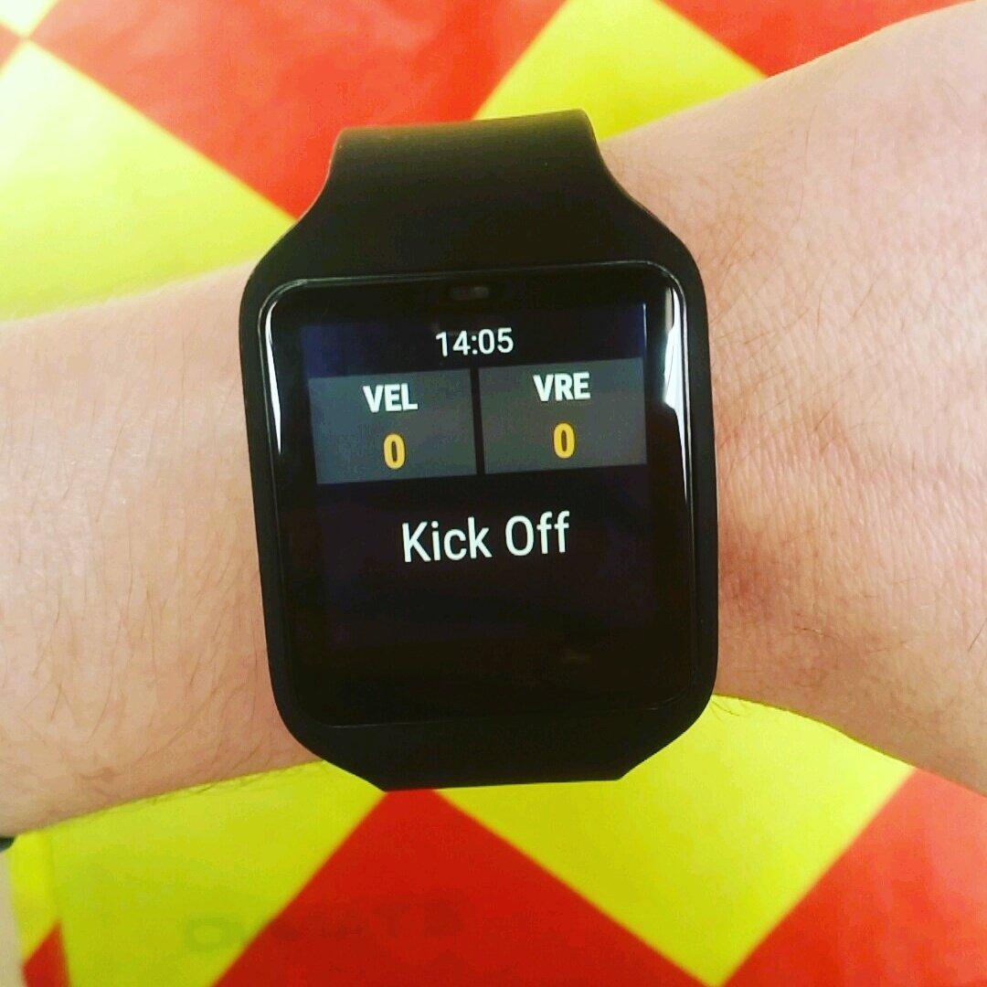 Photo of Refsix watch.