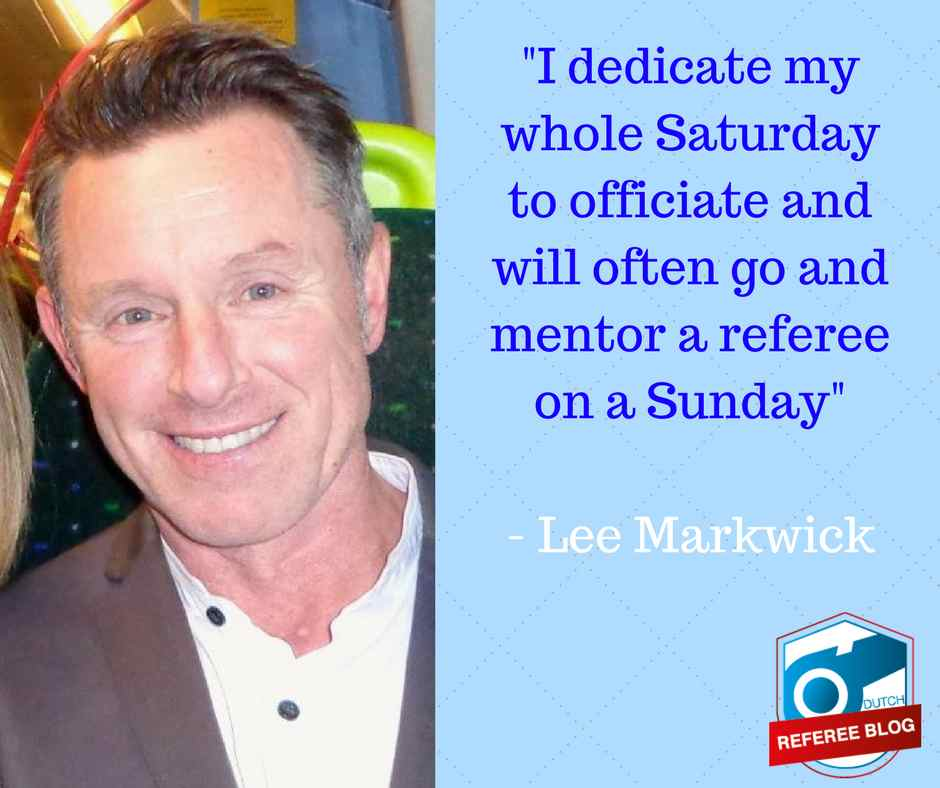 Lee Markwick quote