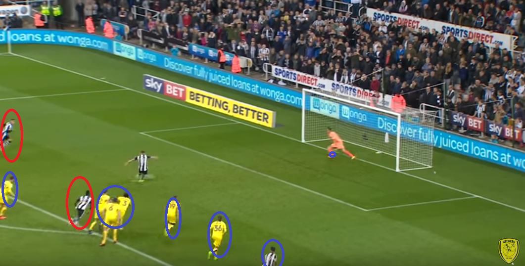 Encroachment at penalty kicks