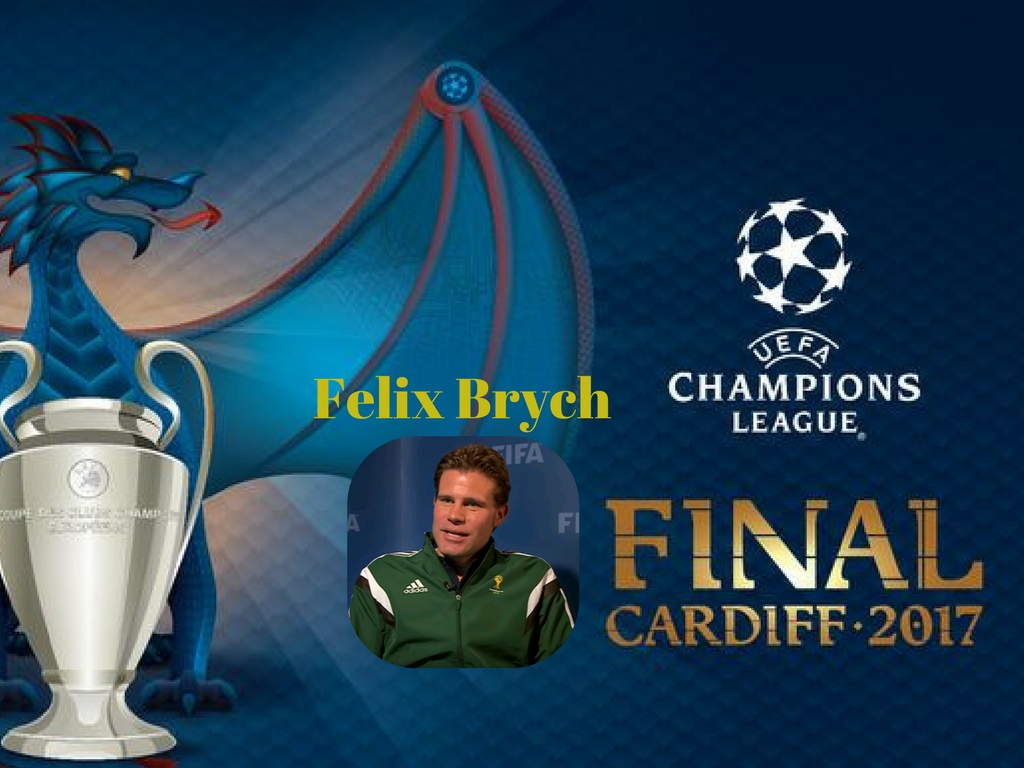 Referee CL final 2017: Felix Brych