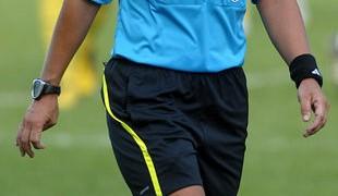 Simona Ghisletta. Photo provided by referee.