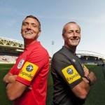 New referee kits for season 2012/2013: England - Dutch