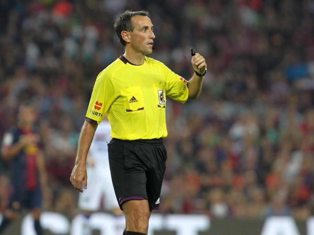 New referee kits for season 2012 2013 spain dutch - Foro wurth espana ...