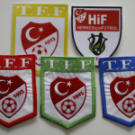 Referee badge from Turkey