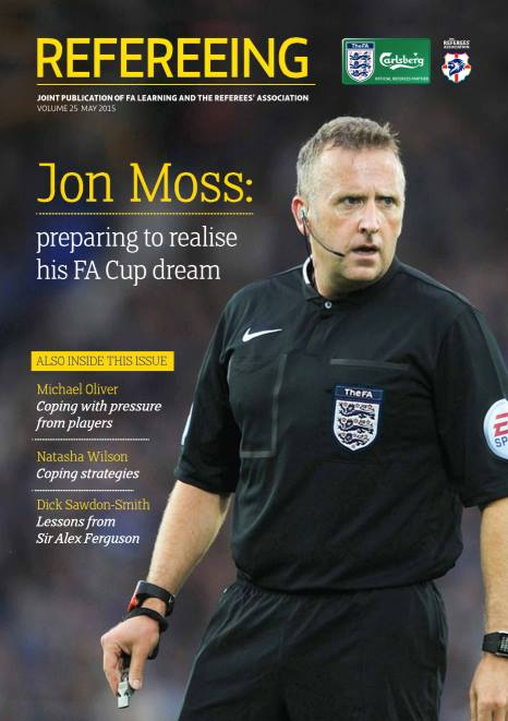 Refereeing Magazine Volume 25