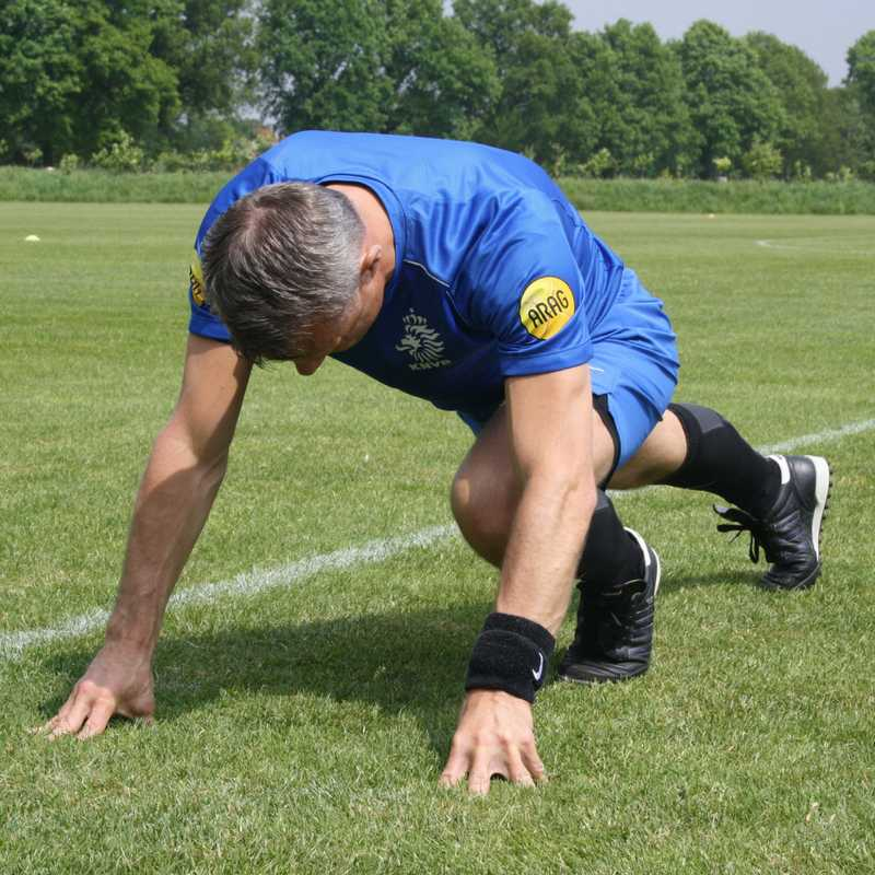 Bjorn Kuipers on referee fitness