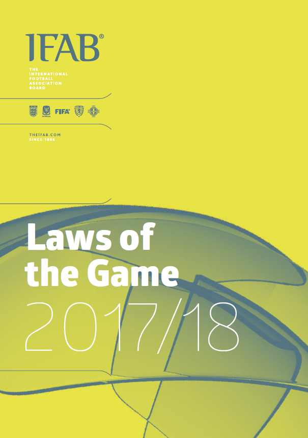 Laws of the Game 2019/20 | IFAB