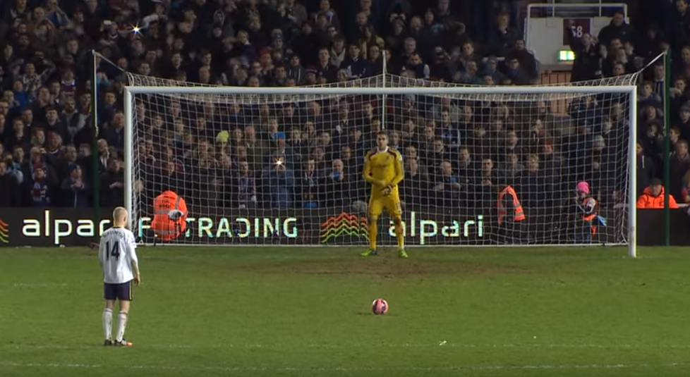 ABBA penalty shoot-out trial