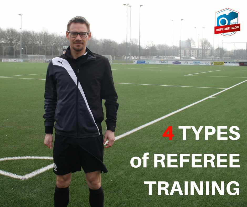 4 types of referee training