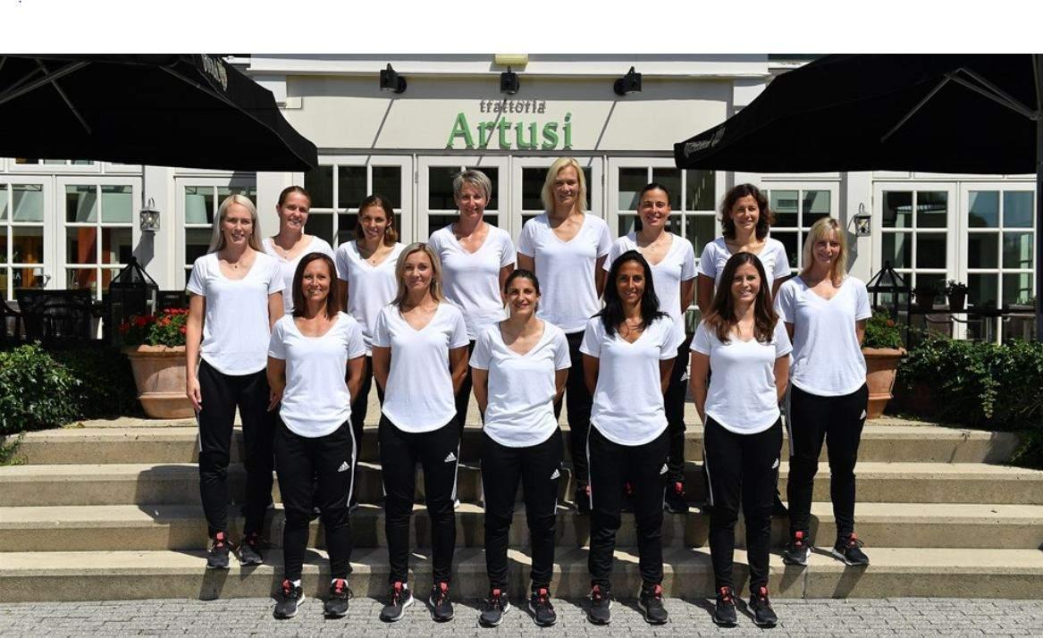 Uefa Euro 2017 Women's Referees