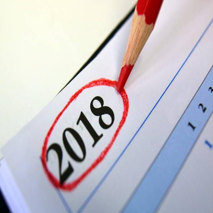 2018 in calendar
