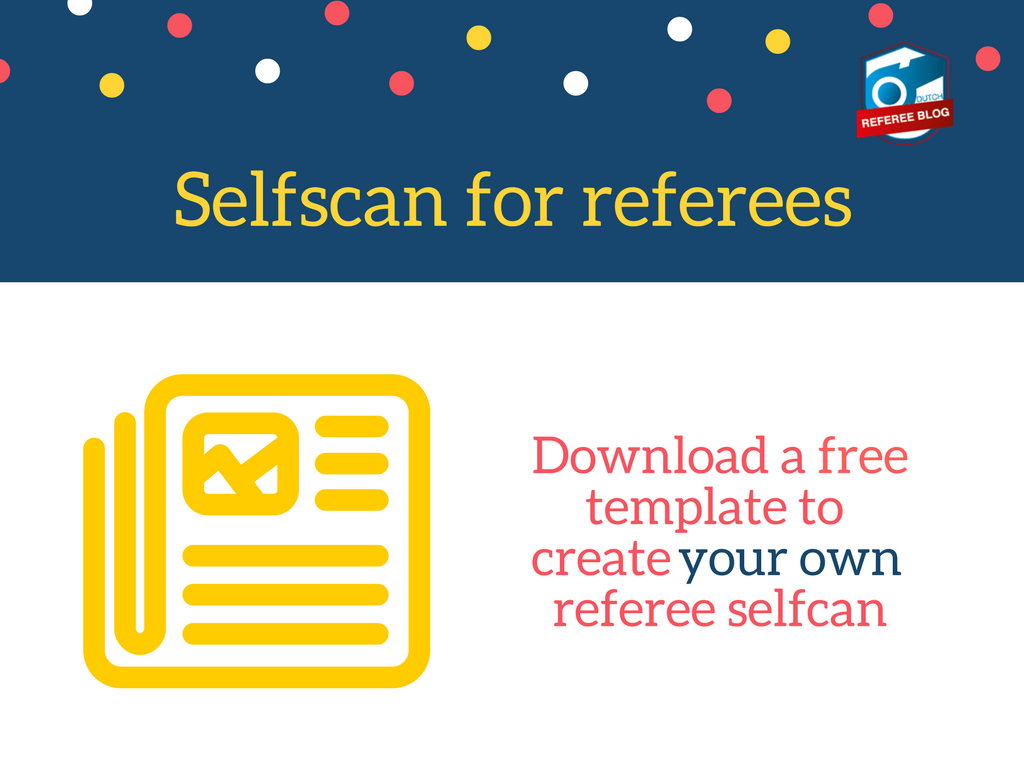 Selfscan for referees download