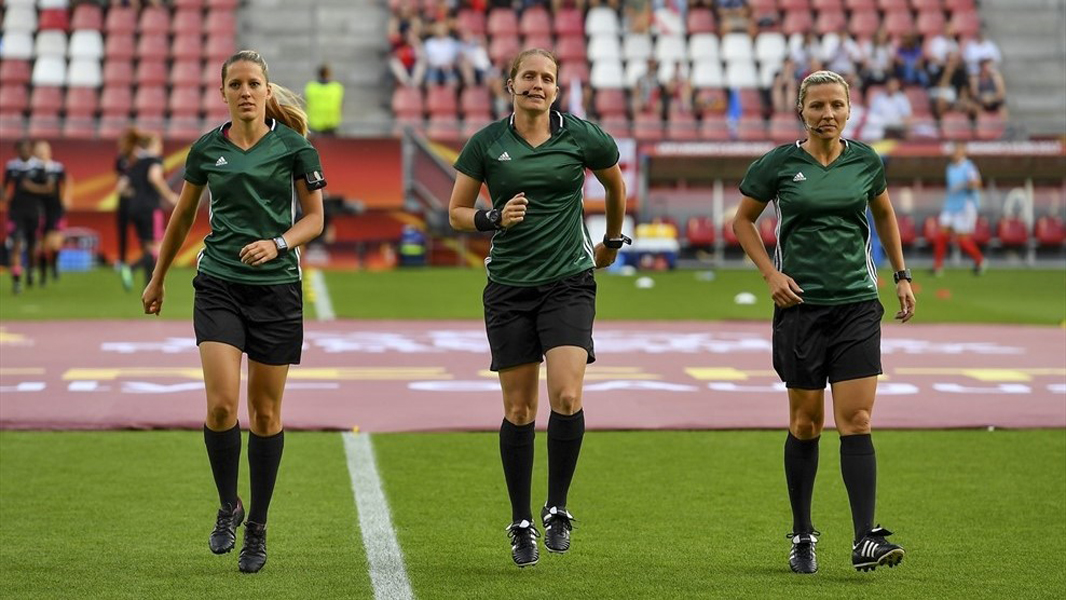 Referees FIFA Women's World Cup 2019: Esther Staubli