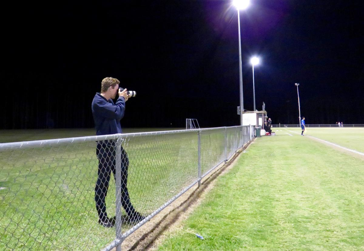 Referee photographer