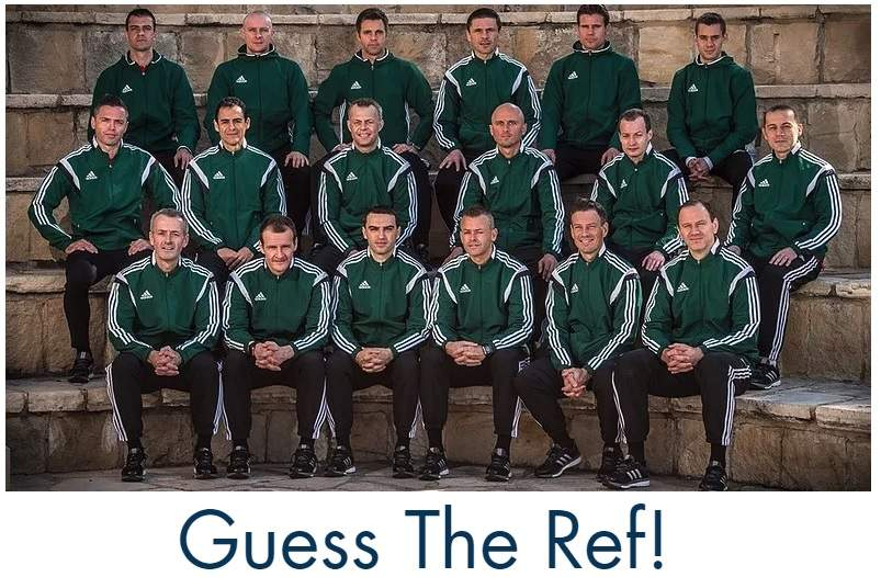 Group of refs