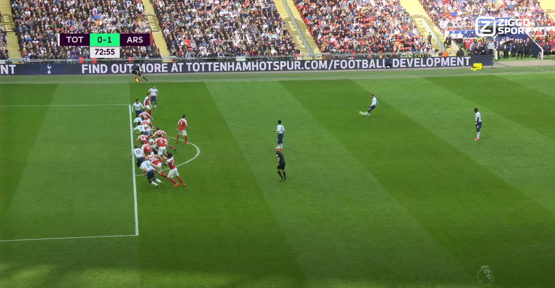 Offside before the foul